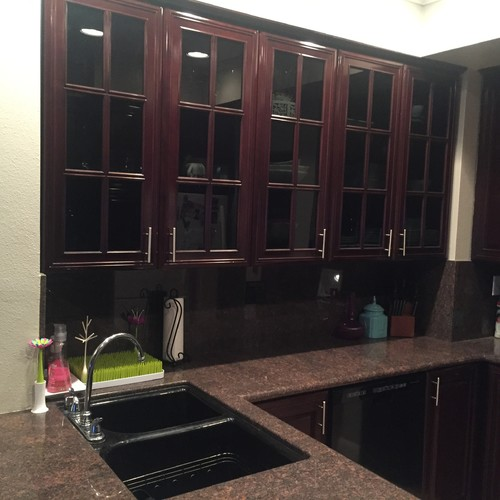 Need major help with tiny kitchen and messed up sink!