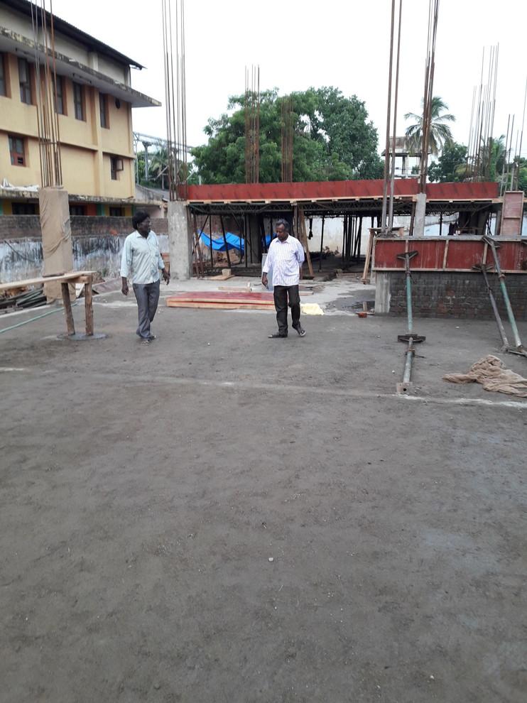 Construction @ GST Road Chennai