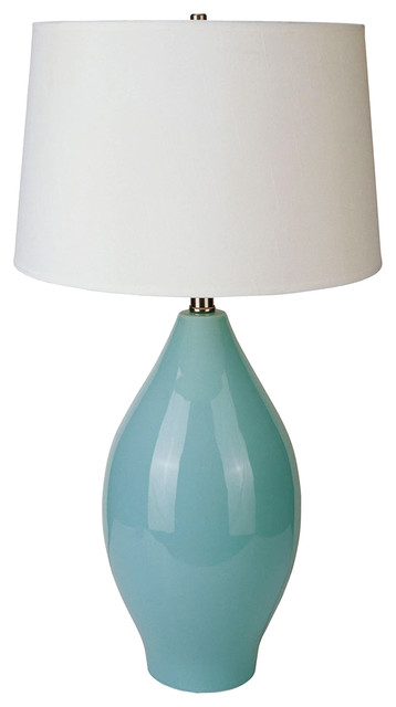 28 Ceramic Table Lamp Beige Transitional Table Lamps By Ore