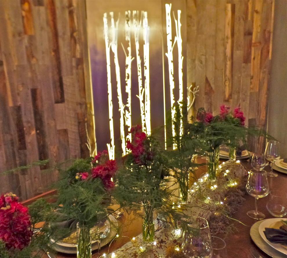 Dinner by Design Calgary 2016 - Rustic Glam