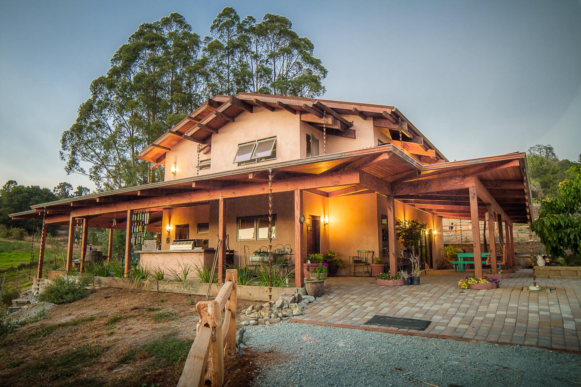 Santa Cruz Custom Home