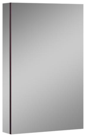 "Plm2030 Pl Series 19.25""x30"" Medicine Cabinet With Flat Door With Cabinet Hinge."