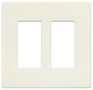 insteon 2422 222 screwless wall plate contemporary switch plates and outl. Black Bedroom Furniture Sets. Home Design Ideas