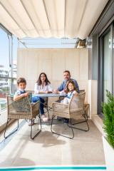 Visita privada: Un piso de obra nueva se transforma en un hogar