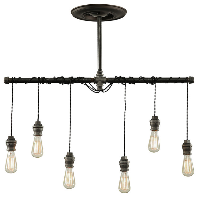 Vintage Industrial Pendant Lighting by West Ninth Vintage