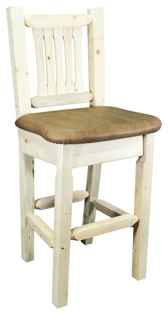 Miraculous Eco Friendly Ready To Finish Captain Swivel Counter Stool Ibusinesslaw Wood Chair Design Ideas Ibusinesslaworg