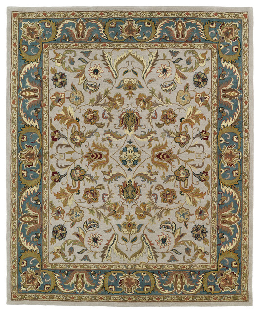 Kaleen Taj Collection Rug Traditional Area Rugs By