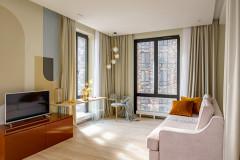 Houzz тур: Квартира в аренду — в оттенках городской панорамы