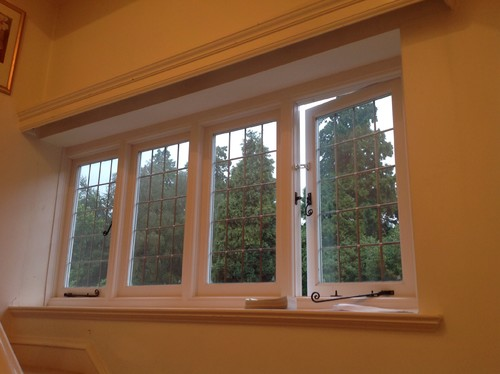 Any Ideas For Window Covering On This Long Window Along