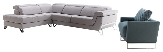 Valentina Sectional Sofa With Corner Module.