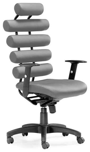 zuo home meeting room furniture unico office chair - contemporary