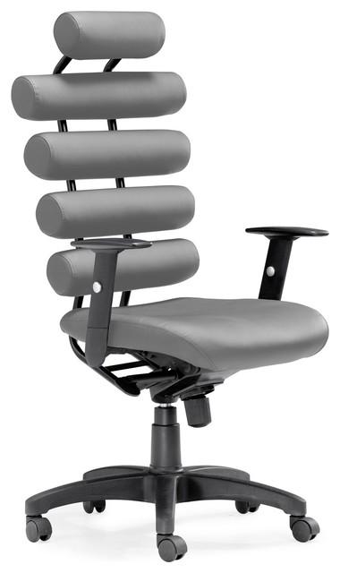 Unico Office Chair Gray