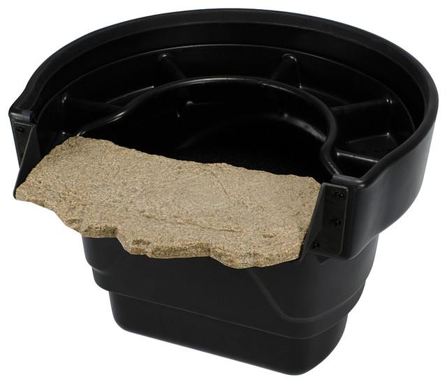 Aquascape signature series 2500 biofalls filter for Pond filter accessories