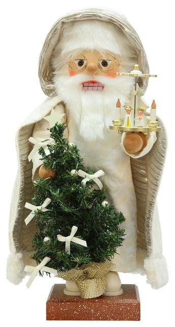 Christian Ulbricht Nutcracker, Santa with Pyramid