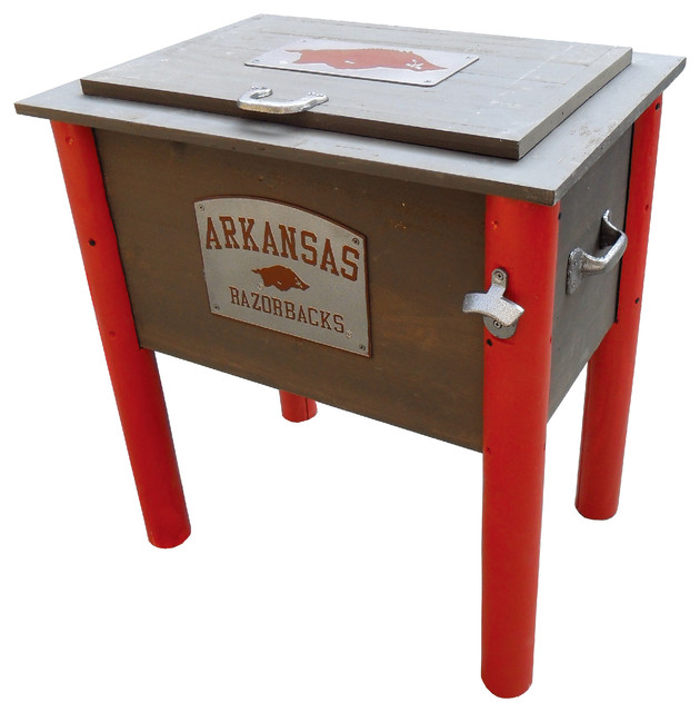 Ncaa Country Cooler, University Of Arkansas.