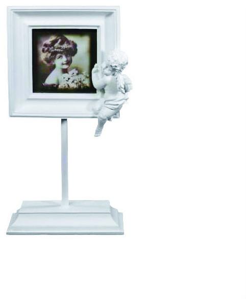 Pedestal Angel Photo Frame, 14x24 cm - Traditional - Picture Frames ...
