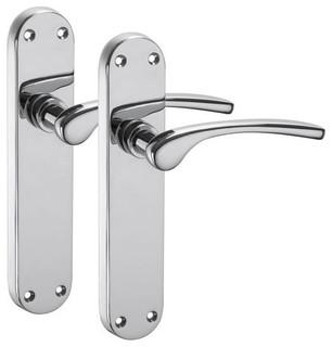 Latch Door Handles forbidden_on Backplate