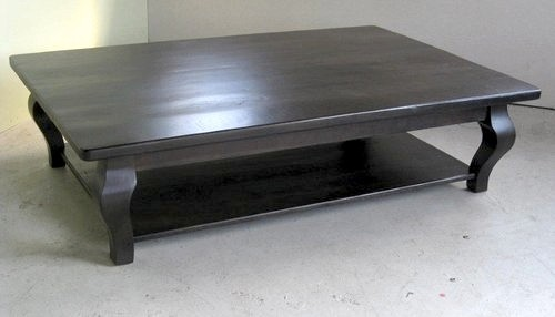 Really Like This Table. Searching For Oversized Coffee Tables And This Is  Great.
