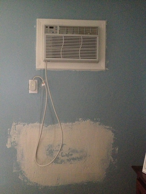 Ugly Wall Ac Unit
