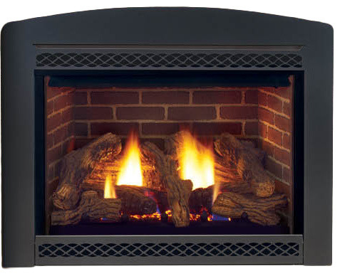 Majestic 500dvmnsc Cameo Direct Vent Gas Fireplace