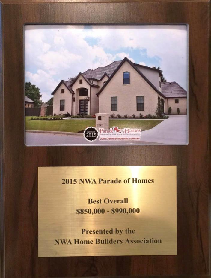2015 Parade of Homes