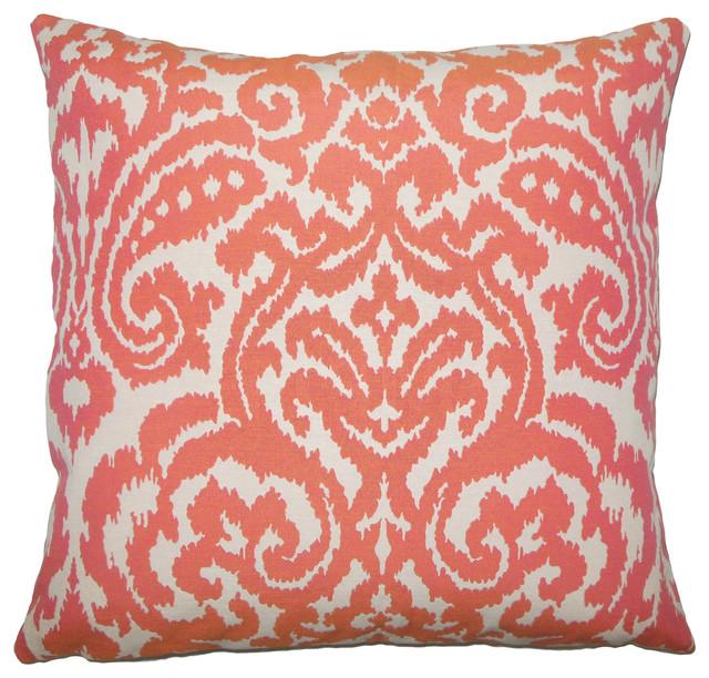 Shop Houzz The Pillow Collection Inc Wafai Ikat Bedding