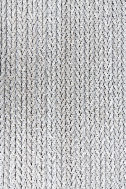 Braid Rules Extra Large Grey 59 X83 Area Rugs