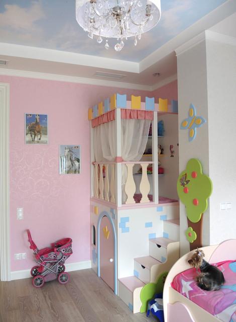 Детские комнаты фото - 120 тыс 78