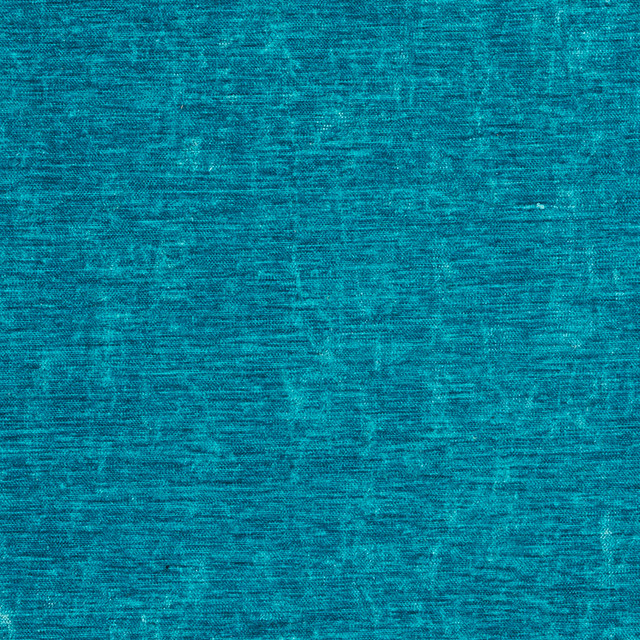 Aqua Turquoise Solid Woven Velvet Upholstery Fabric By The Yard