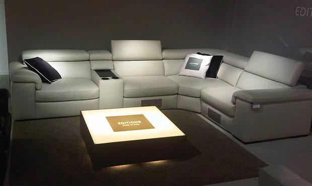 Delicieux Fabio Cinema Sofa