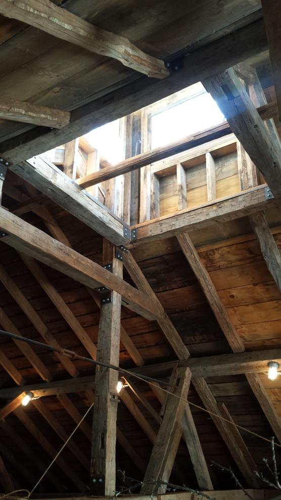 historical barn/cupola restoration
