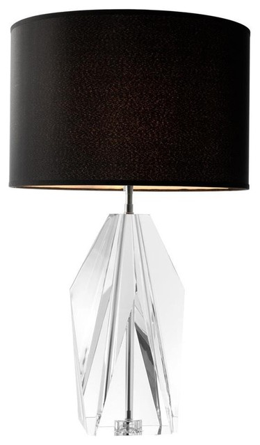 Eichholtz Setai Table Lamp Crystal Contemporary Table Lamps