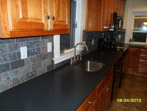 Honed Granite Is A Great Alternative To Traditional Granite Choices And It  Is Neutral Enough That Most Buyers Would Like It.
