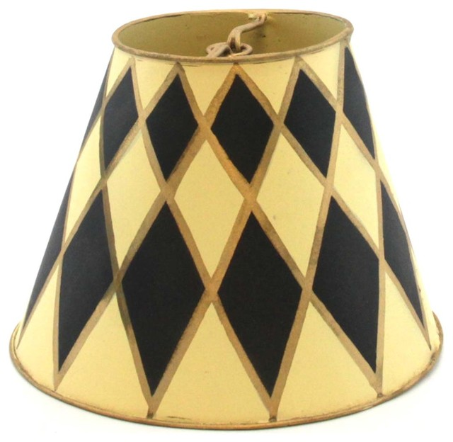 Tole Shade Contemporary Lamp Shades By Jubilee Gift Shop