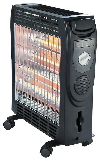 Optimus Quartz And Convection Radiant Heater.