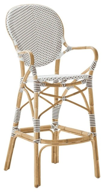 Stupendous Isabell Counter Stool Grey With White Dot Squirreltailoven Fun Painted Chair Ideas Images Squirreltailovenorg