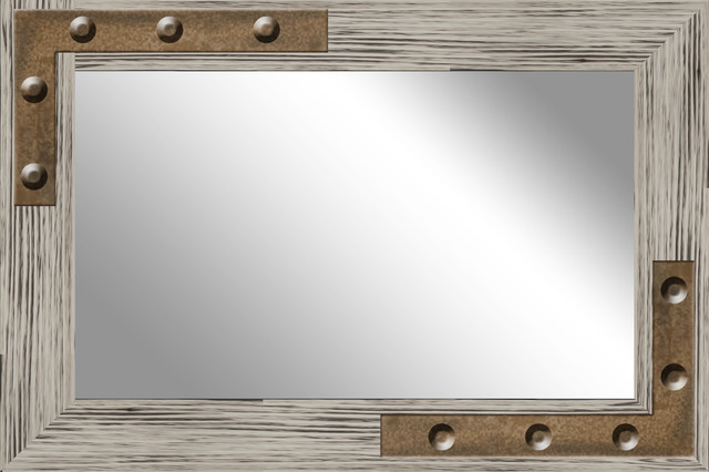 Ptm Images Mirror With Studs View In Your Room Houzz