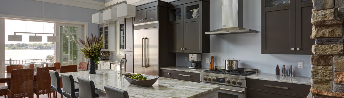 Vineyard Chic Kitchens Geneva IL US - Bathroom remodeling geneva il