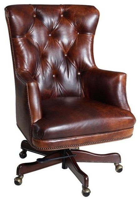 Parthenon Temple-87 Executive Swivel Tilt Chair.