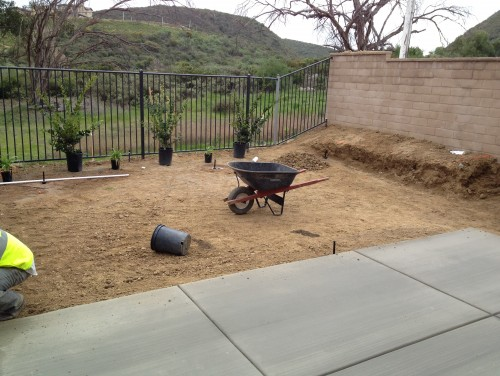 Cement Backyard Ideas home design backyard stamped concrete patio ideas backyard fire pit hall brilliant backyard stamped concrete Anyone Have Ideas For This Backyard