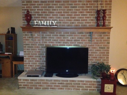 Lovely In Need Of Fireplace/mantel Decor Ideas!