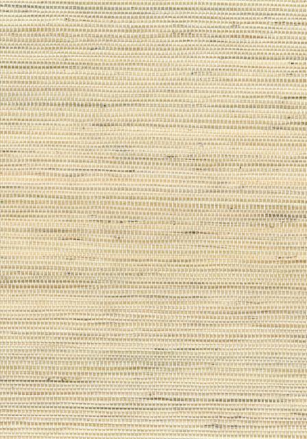 Wallpaper Real Natural Woven Grasscloth Color Cream