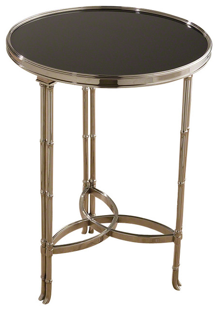 Global Views Global Views Double Bamboo Leg Accent Table View In Your Room Houzz