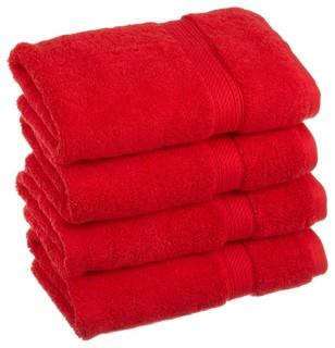 Luxurious Egyptian Cotton 900 Gram 4 Piece Hand Towel Set