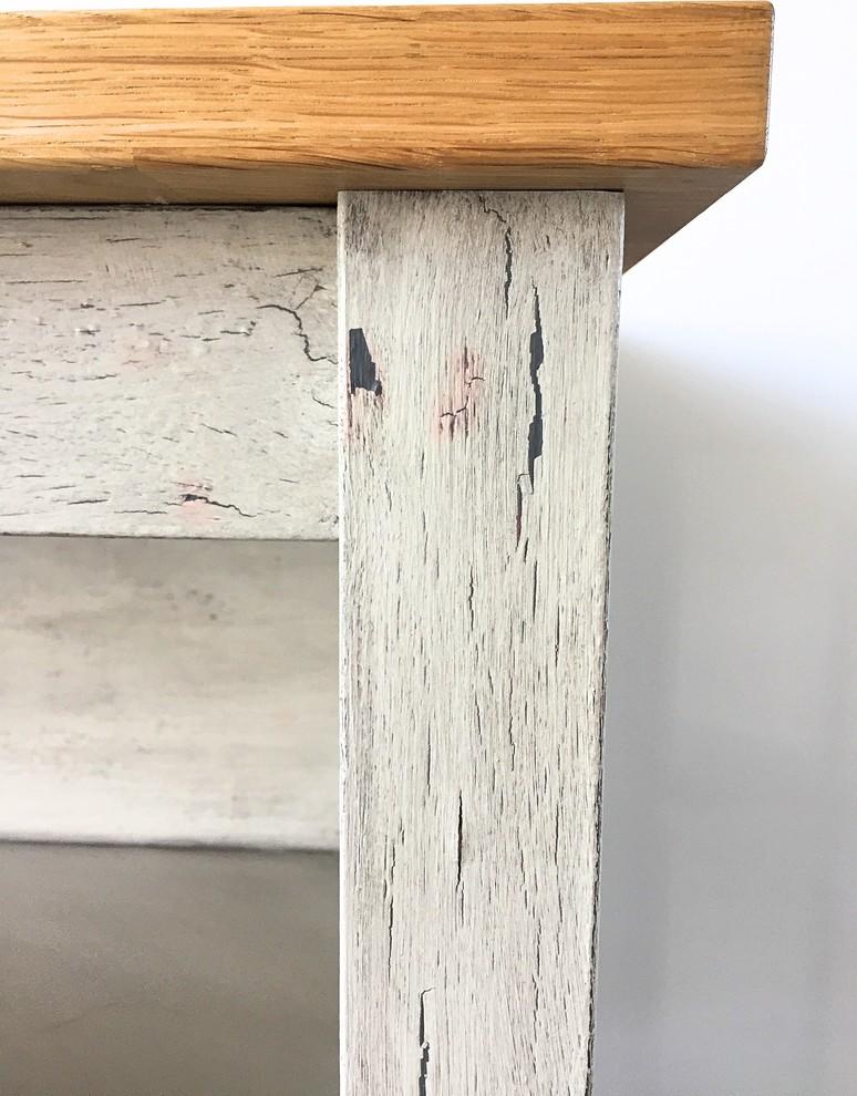 Fassmalerei Kücheninsel