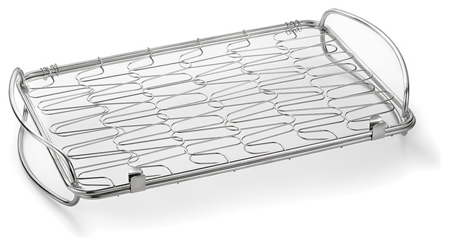 Mini Flex Grill Basket.