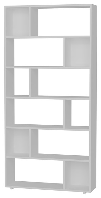 """Form Accent 71"""" Bookcase"""