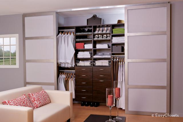 Closets Modern Closet By Easyclosets