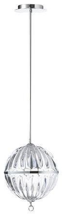 1 light small globe pendant janus collection. Black Bedroom Furniture Sets. Home Design Ideas