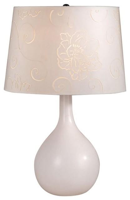 Beau Laura Ashley BTP412 Ava Ceramic Table Lamp Base Beige